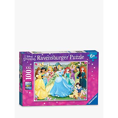 Image of Ravensburger Disney Princess Jigsaw Puzzle, 100 Piece