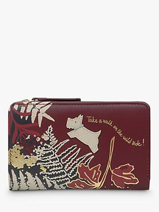 Radley Wild Side Leather Medium Bi-Fold Purse