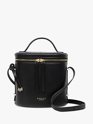 Radley Hazel Grove Leather Cross Body Bag