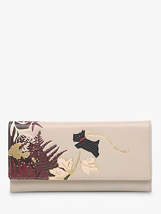 Radley Wild Side Leather Large Matinee Purse