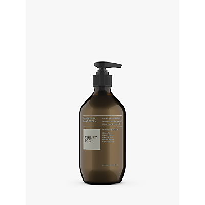 Image of Ashley & Co Mortar & Pestle Sootherup Hand & Body Lotion, 500ml
