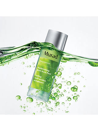 Buy Murad Resurgence Replenishing Multi-Acid Peel, 100ml Online at johnlewis.com