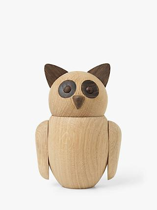 ARCHITECTMADE Bubo Owl Ornament