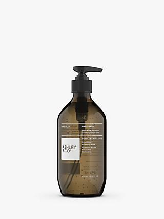 Ashley & Co Bubbles & Polkadots Botanical Hand Wash, 500ml