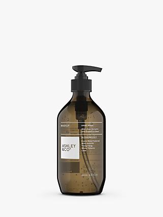 Ashley & Co Blossom & Gilt Botanical Hand Wash, 500ml
