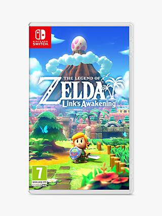 Zelda: Link's Awakening, Switch