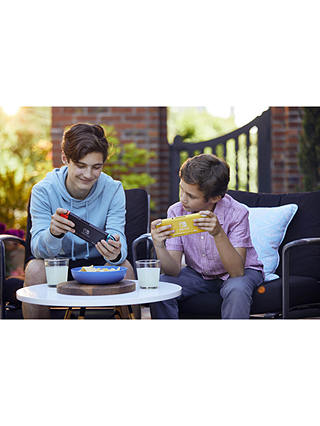 Buy Nintendo Switch Lite, Handheld Console, Blue Online at johnlewis.com