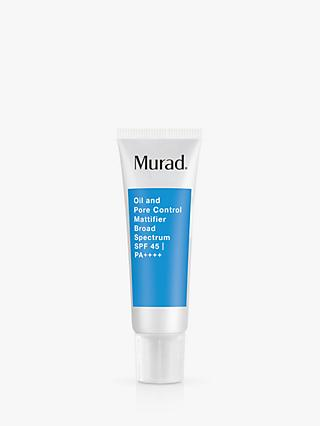 Murad Oil And Pore Control Mattifier SPF 45 PA ++++, 50ml