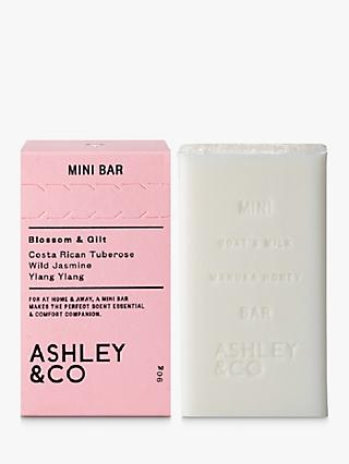 Ashley & Co Blossom & Gilt Soap Bar, 90g