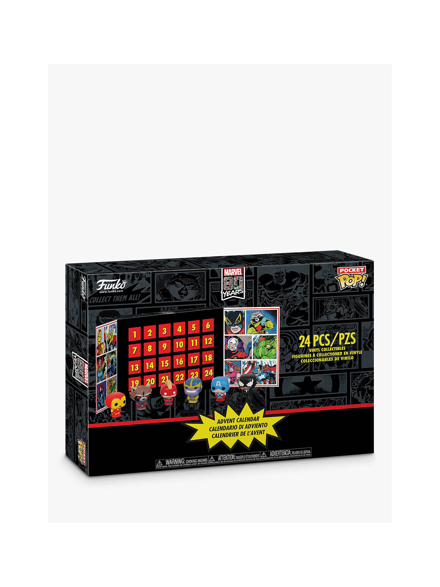 Buy Funko Marvel Advent Calendar Online at johnlewis.com