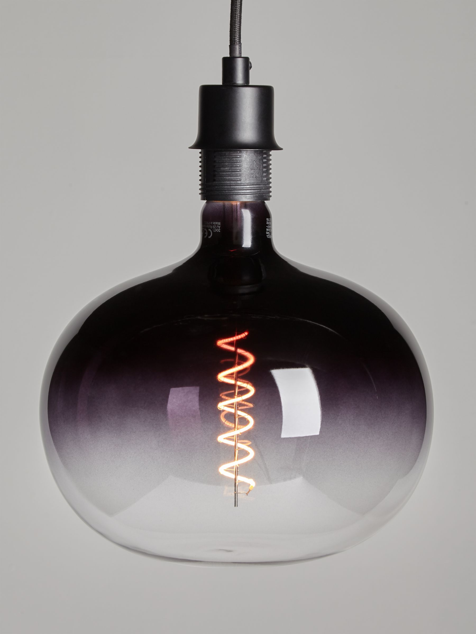 Calex Calex Boden 4W ES LED Dimmable Filament Bulb, Moonstone