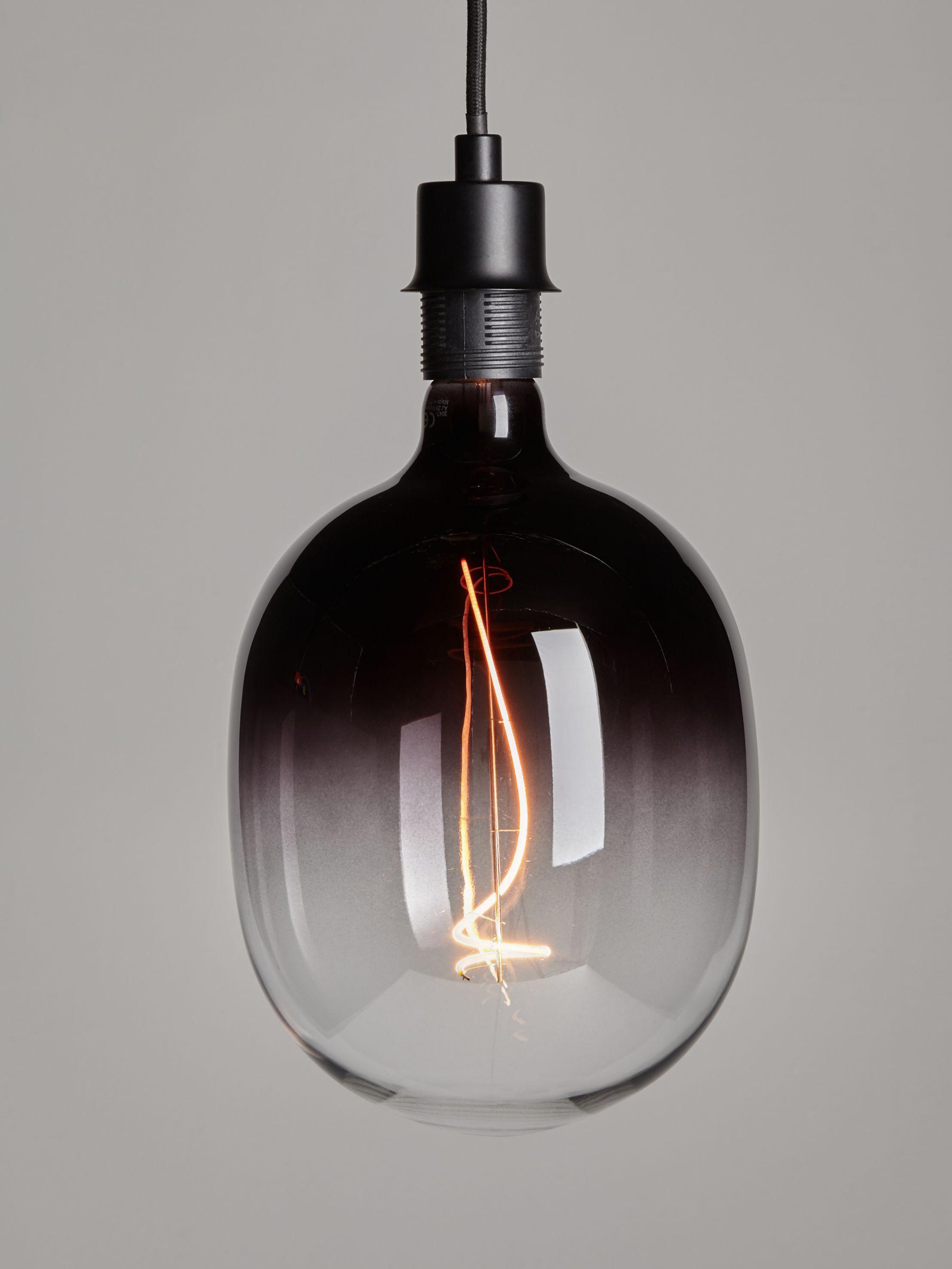 Calex Calex Avesta 4W ES LED Dimmable Filament Bulb, Moonstone