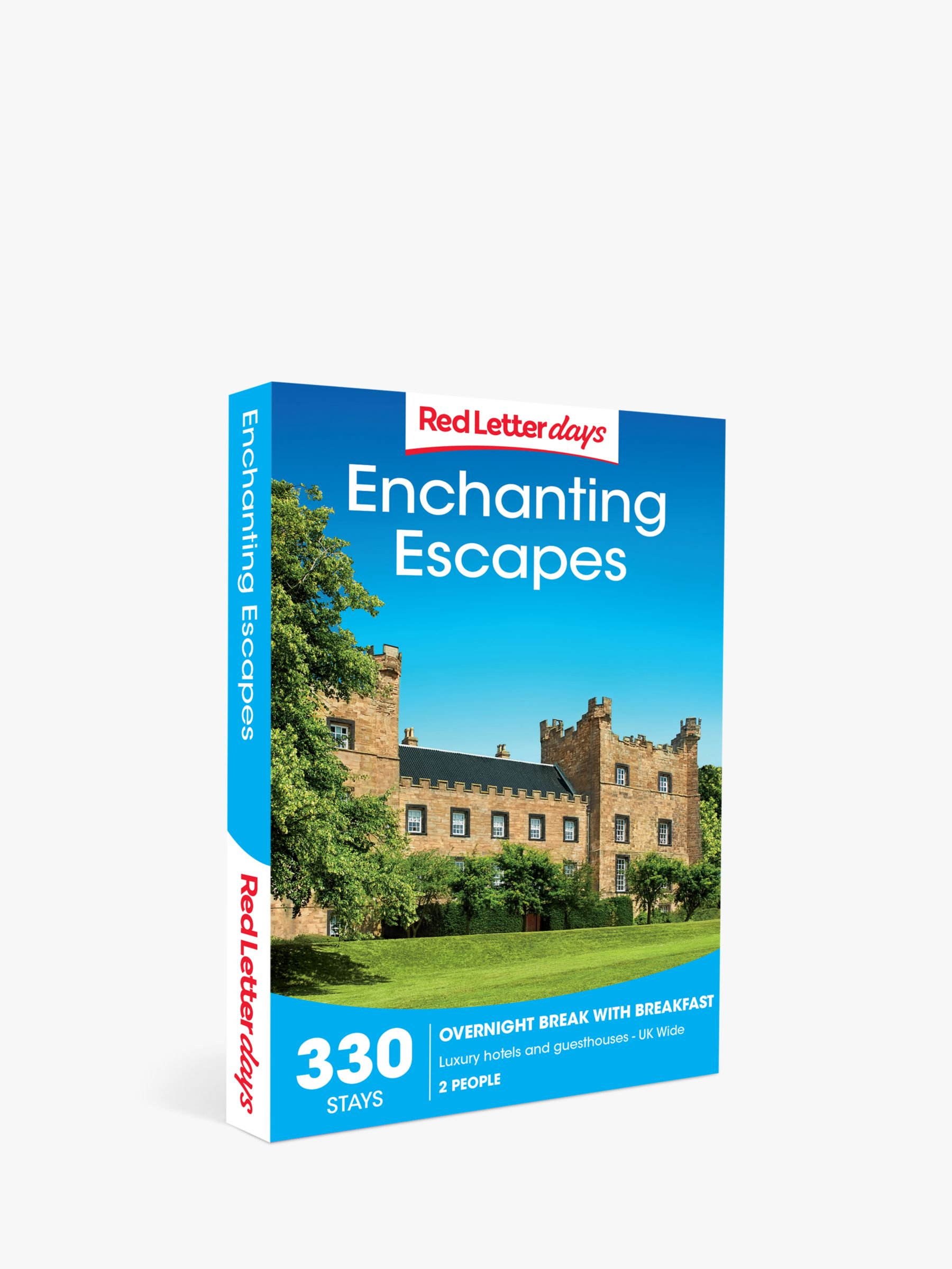 Red Letter Days Red Letter Days Enchanting Escapes Gift Experience