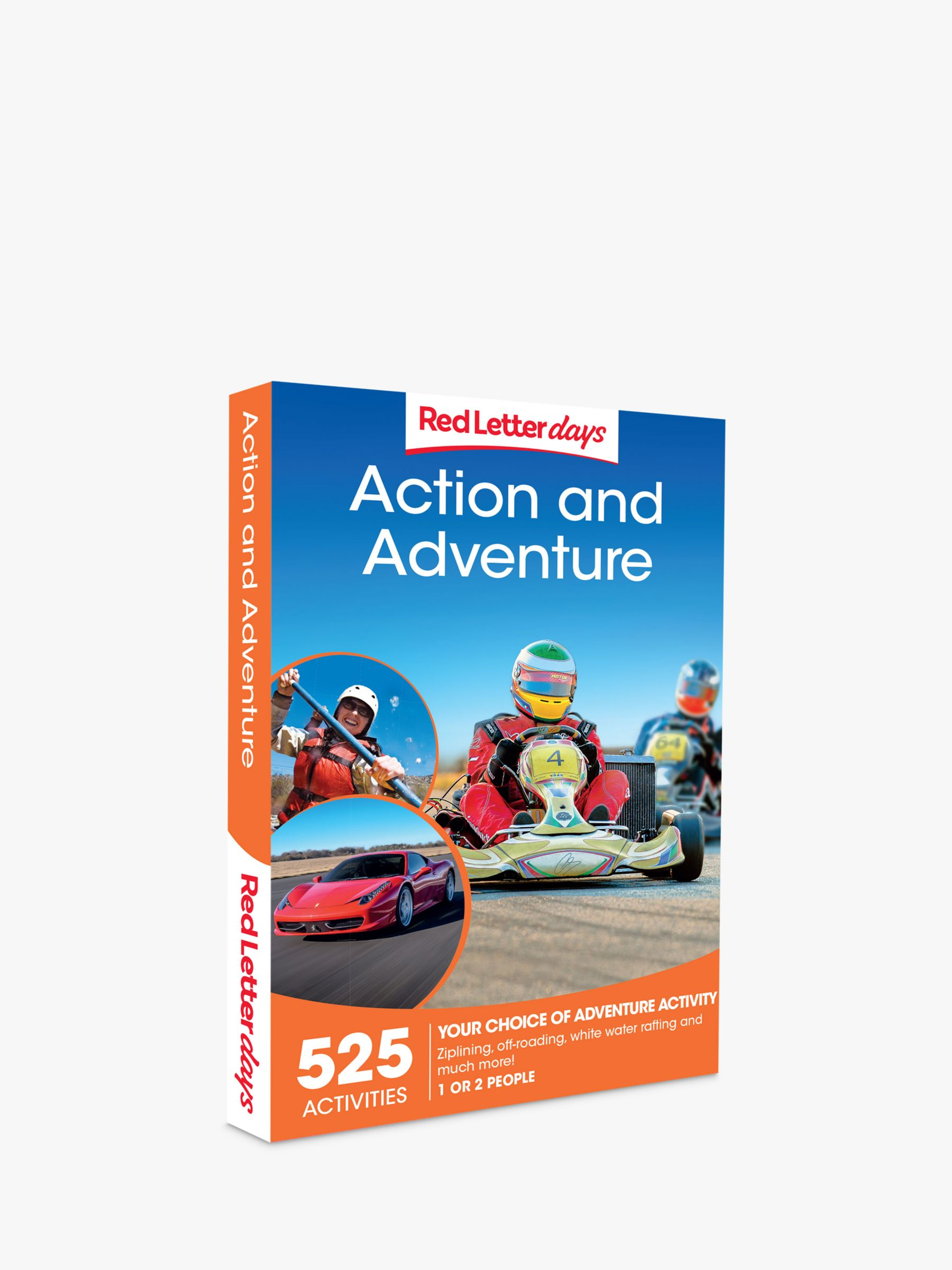 Red Letter Days Red Letter Days Action and Adventure Gift Experience