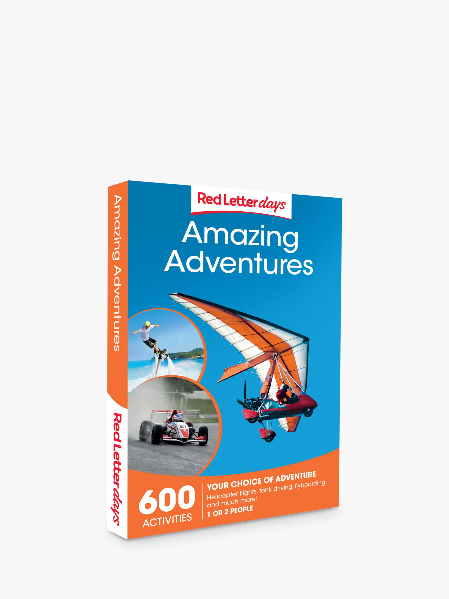 Red Letter Days Red Letter Days Amazing Adventures Gift Experience