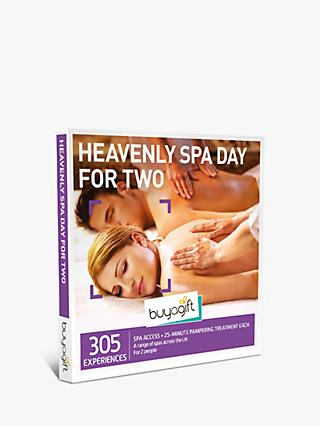 Smartbox Heavenly Spa Day for Two Gift Experience