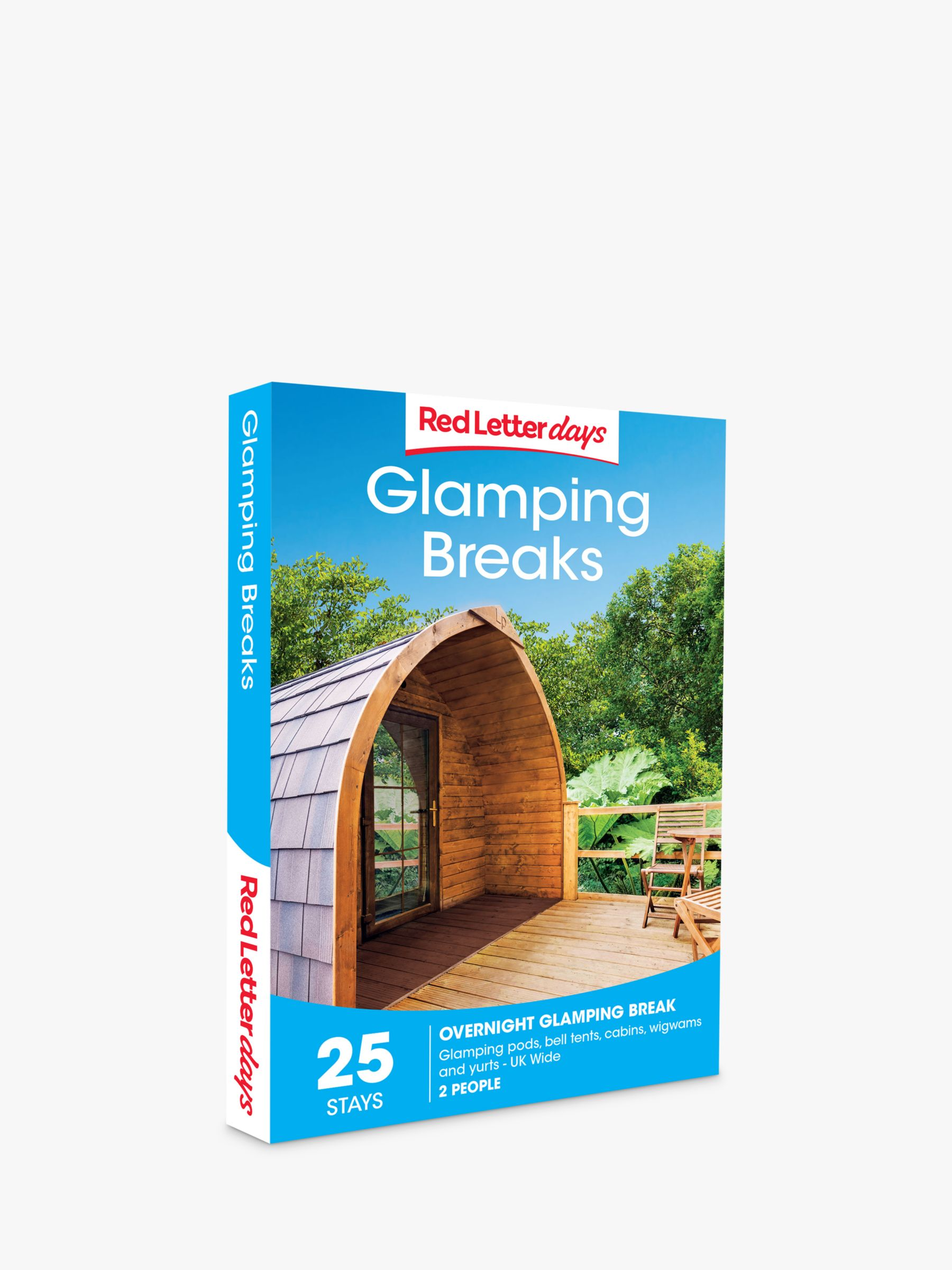 Red Letter Days Red Letter Days Glamping Breaks Gift Experience