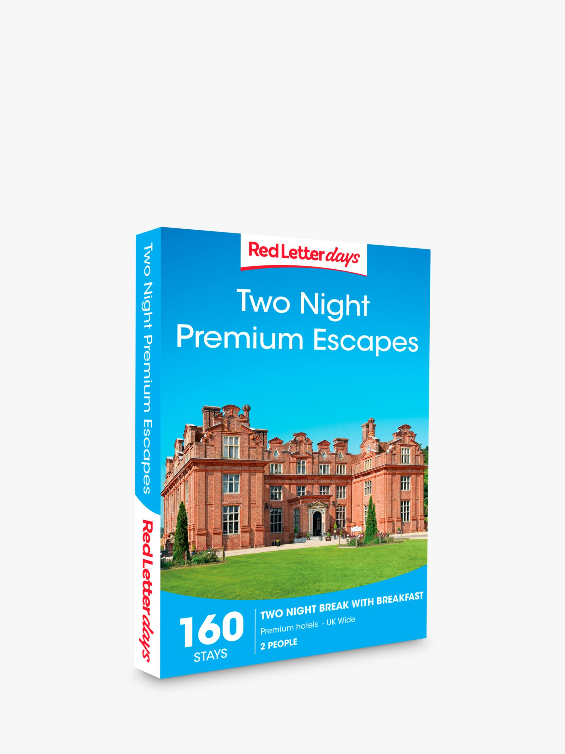 Red Letter Days Red Letter Days Two Night Premium Escapes Gift Experience