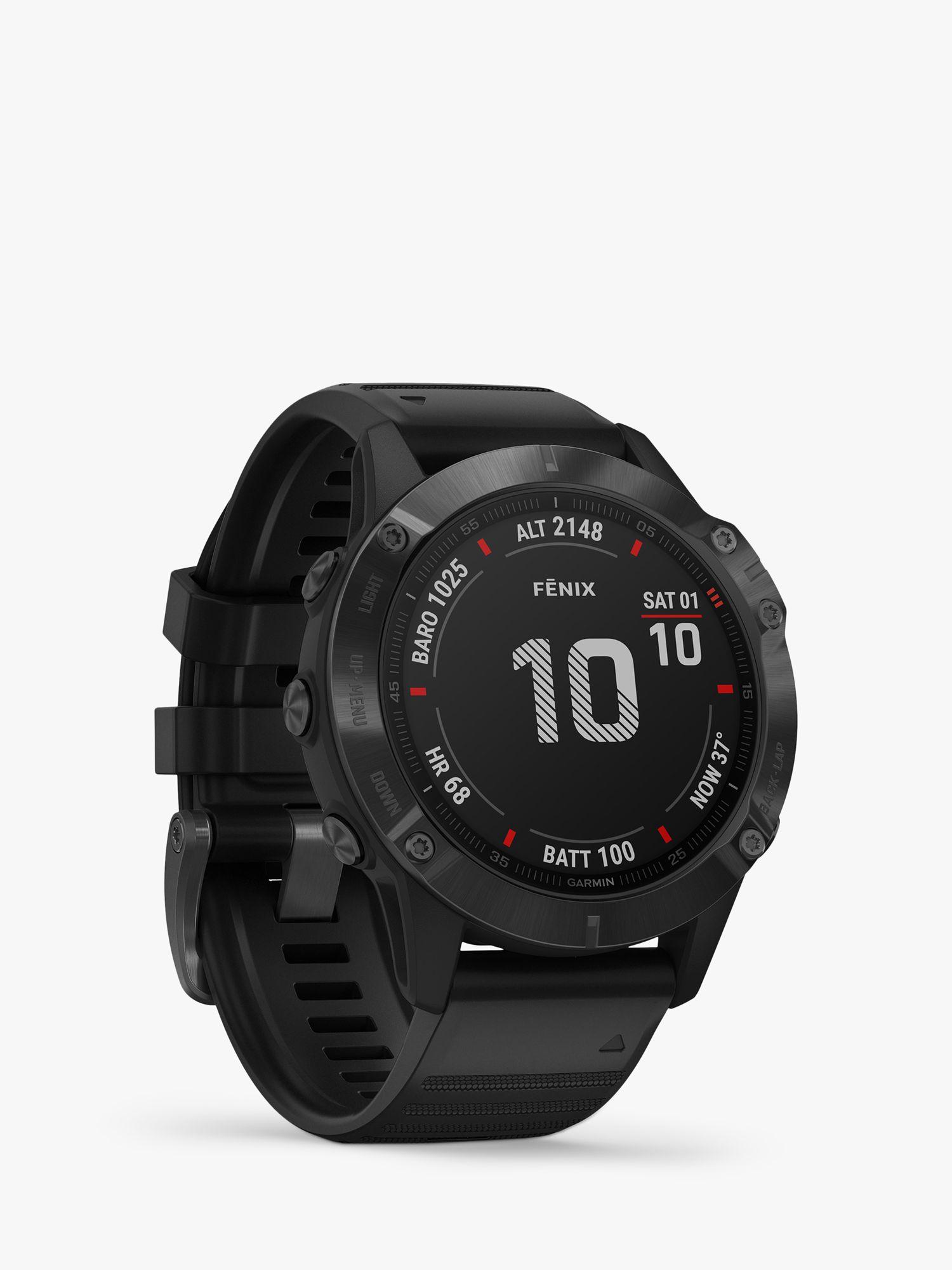 Garmin Garmin fēnix 6 Pro GPS, 47mm, Multisport Watch, Black