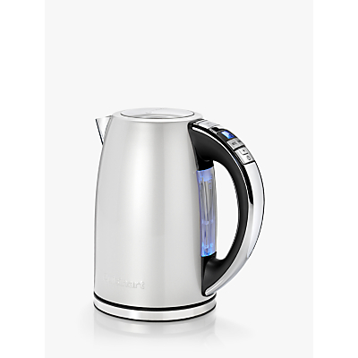 Cuisinart CPK17SU 1.7L Jug Kettle, Frosted Pearl