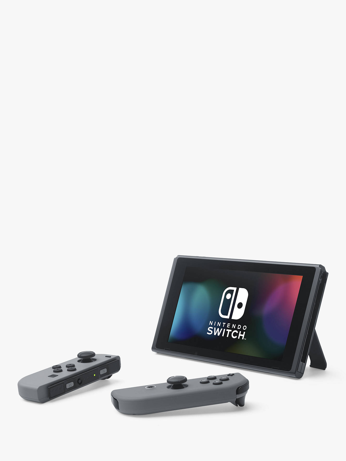 Buy Nintendo Switch 1.1 32GB Console with Joy-Con, Grey Online at johnlewis.com