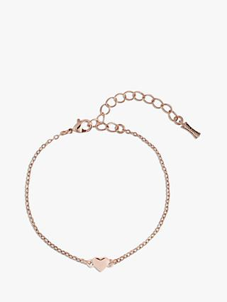Ted Baker Harsa Heart Chain Bracelet