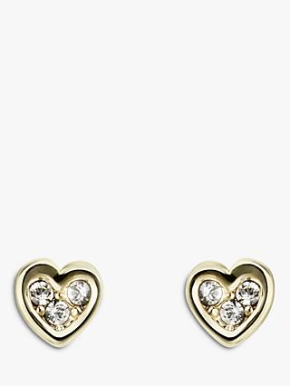 Ted Baker Neena Nano Heart Stud Earrings