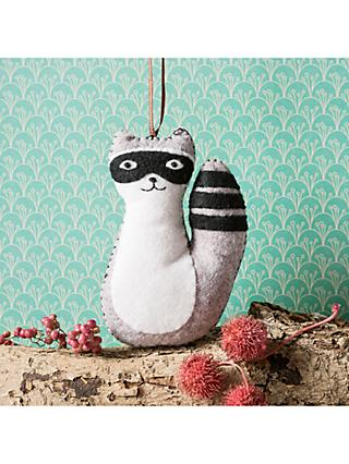 Corinne Lapierre Raccoon Felt Craft Kit