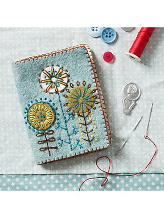 Corinne Lapierre Felt Needle Case Craft Kit