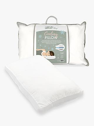 Kally Sleep Cooling Standard Pillow, Medium/Firm