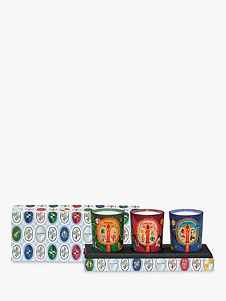 Diptyque Scented Candles 3 x 70g Gift Set