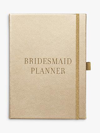 Busy B Gold Bridesmaid Planner