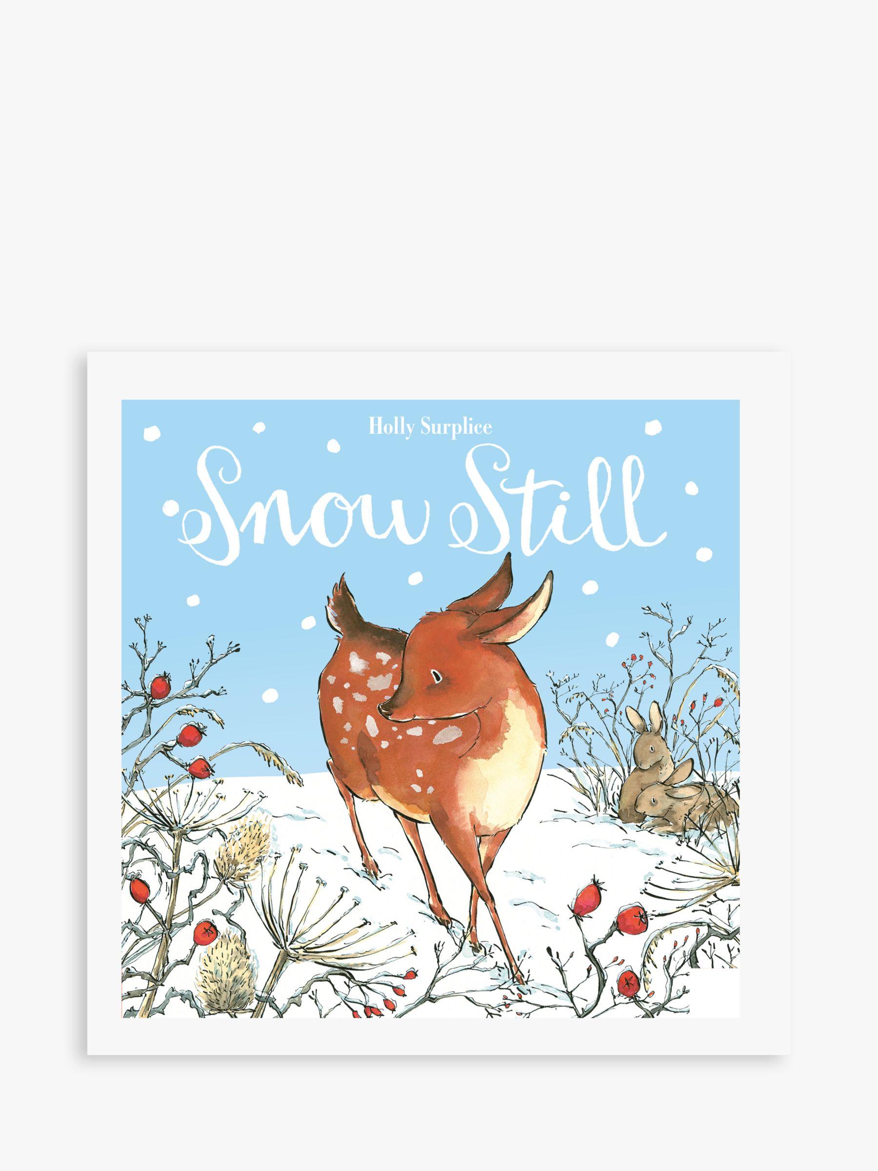 Nosy Crow Snow Still Children's Book