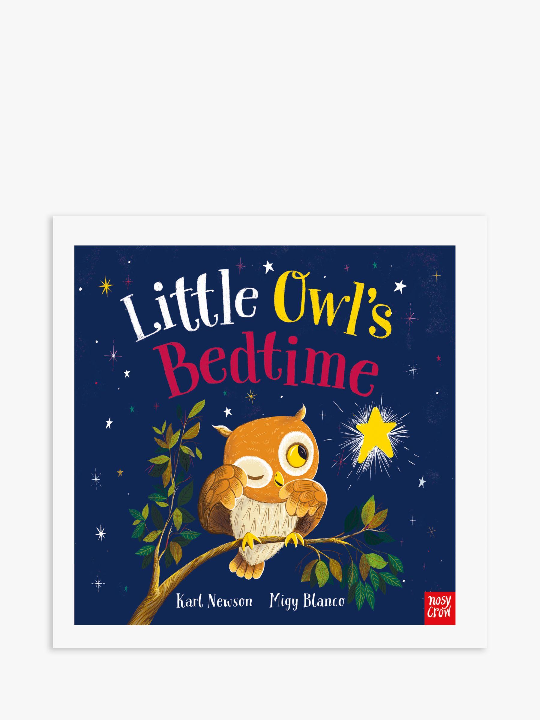 Nosy Crow Little Owl's Bedtime Children's Book