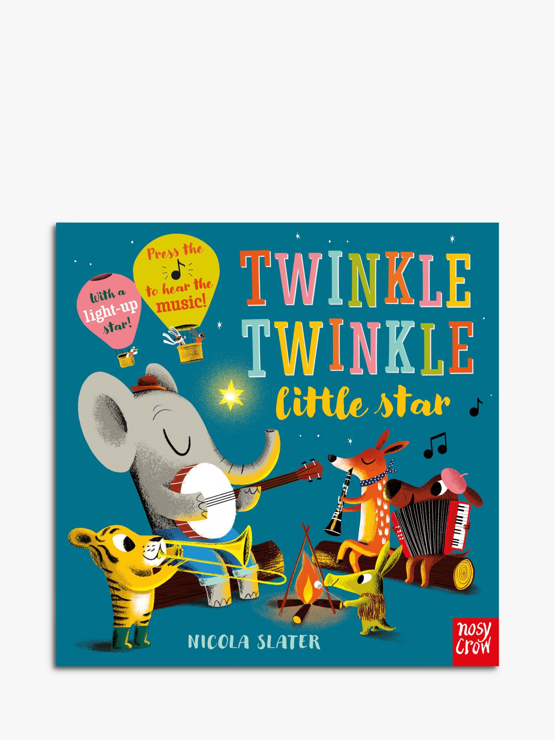 Nosy Crow Twinkle Twinkle Little Star Children's Book