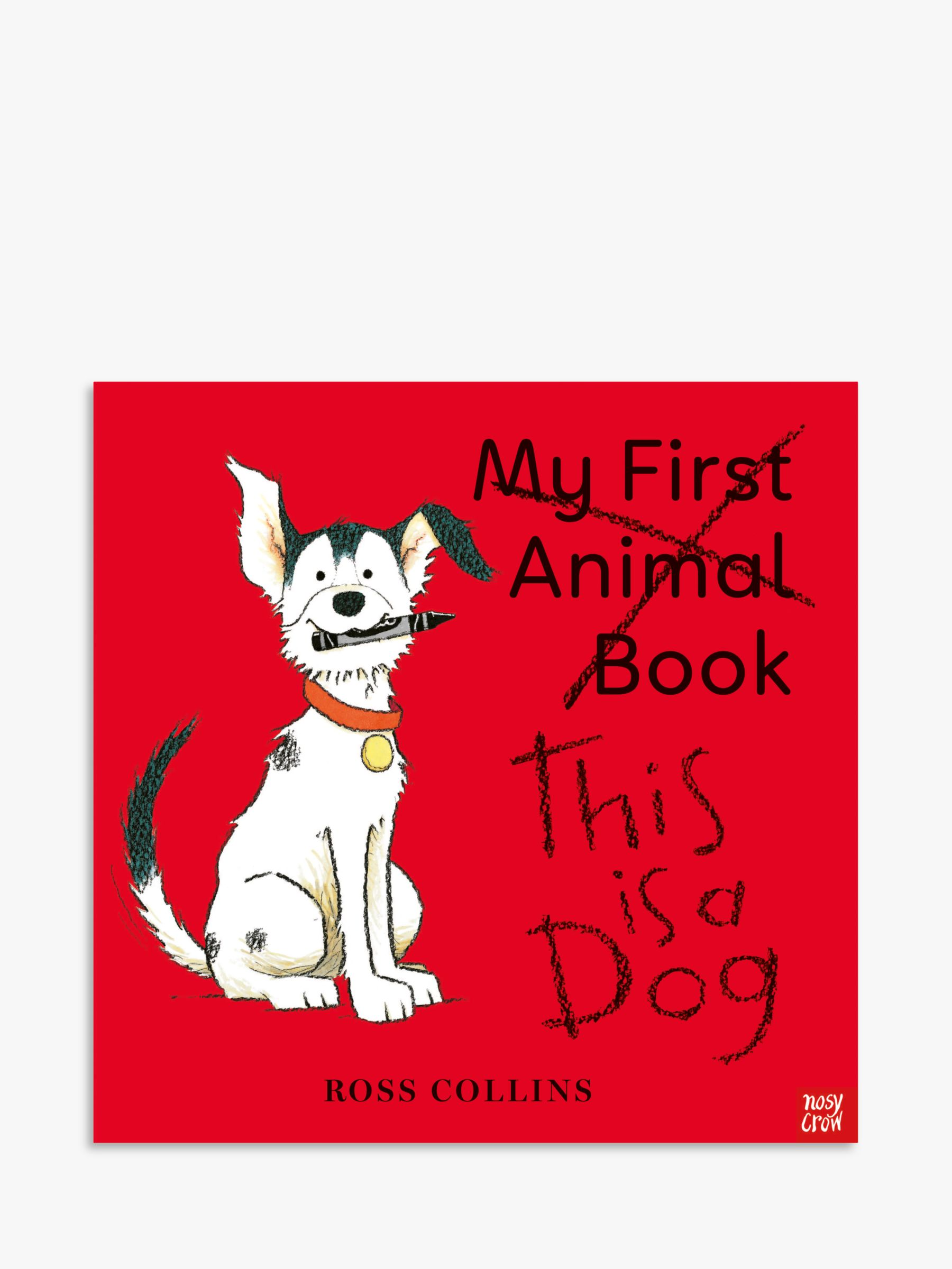 Nosy Crow This Is A Dog Children's Book