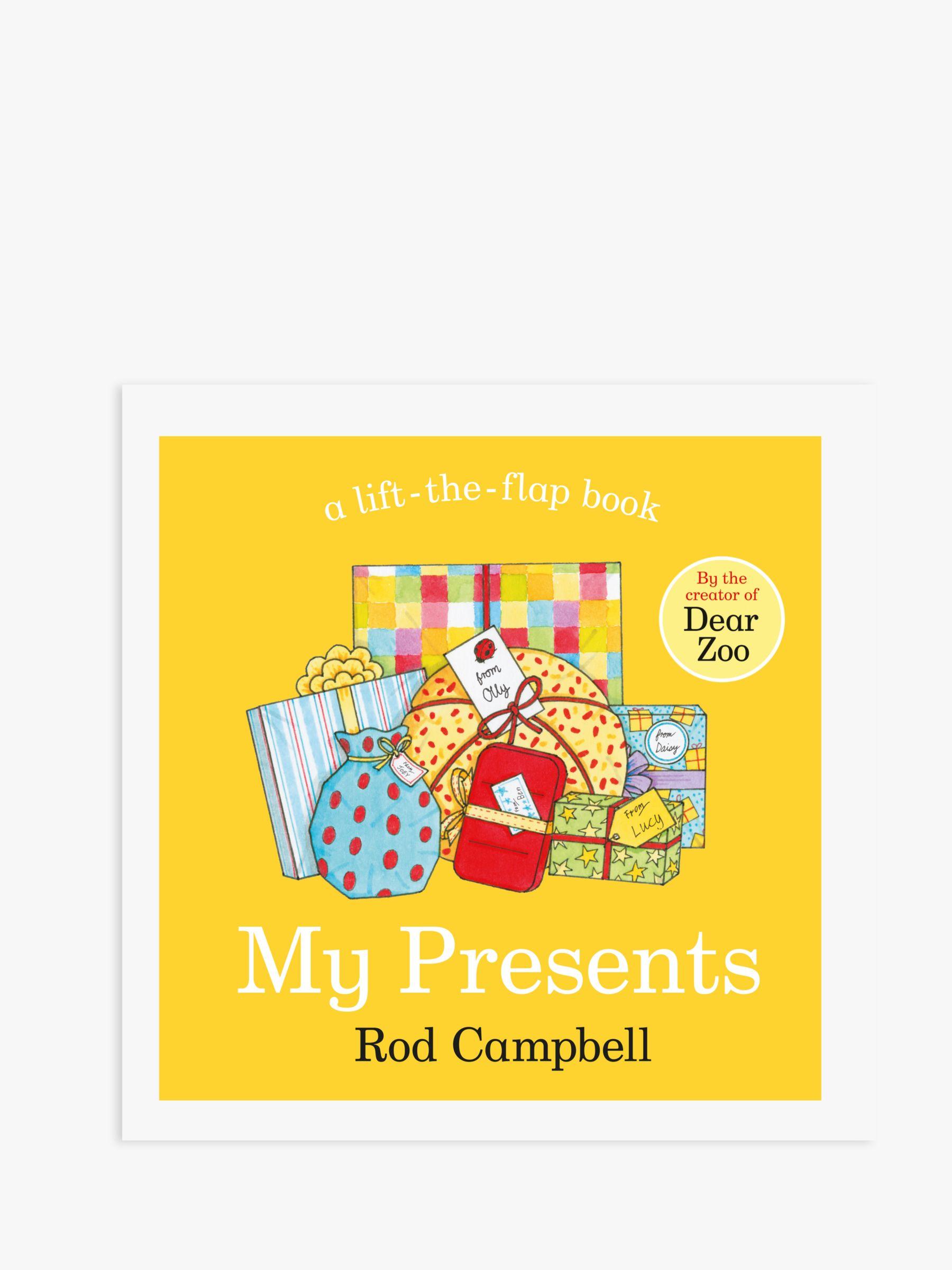 Macmillan My Presents/It's Mine! Children's Books