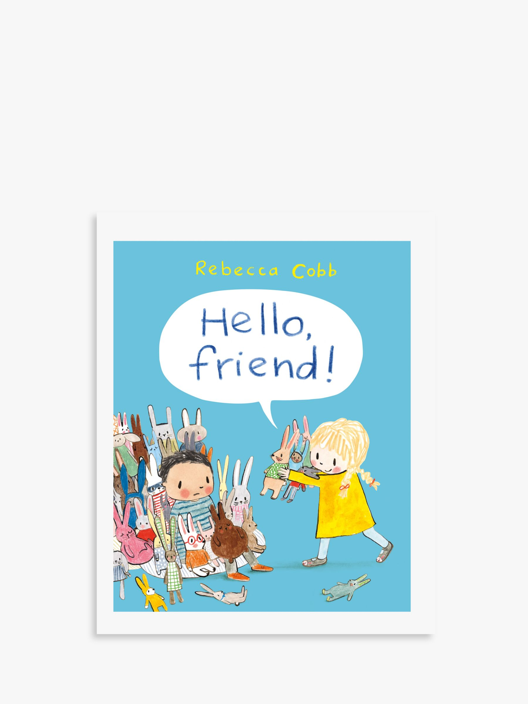 Macmillan Hello, Friend! Children's Book