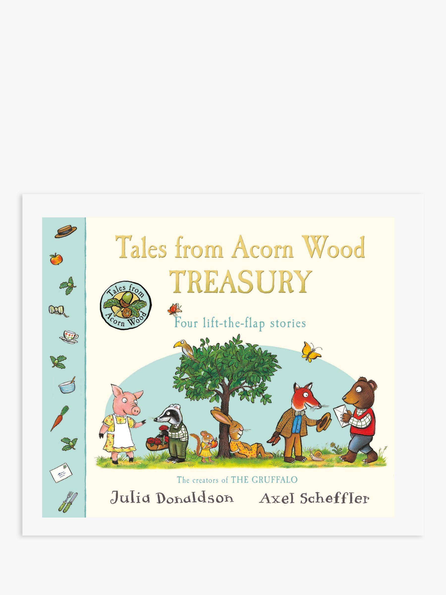 Macmillan Tales From Acorn Wood Treasury Children's Book