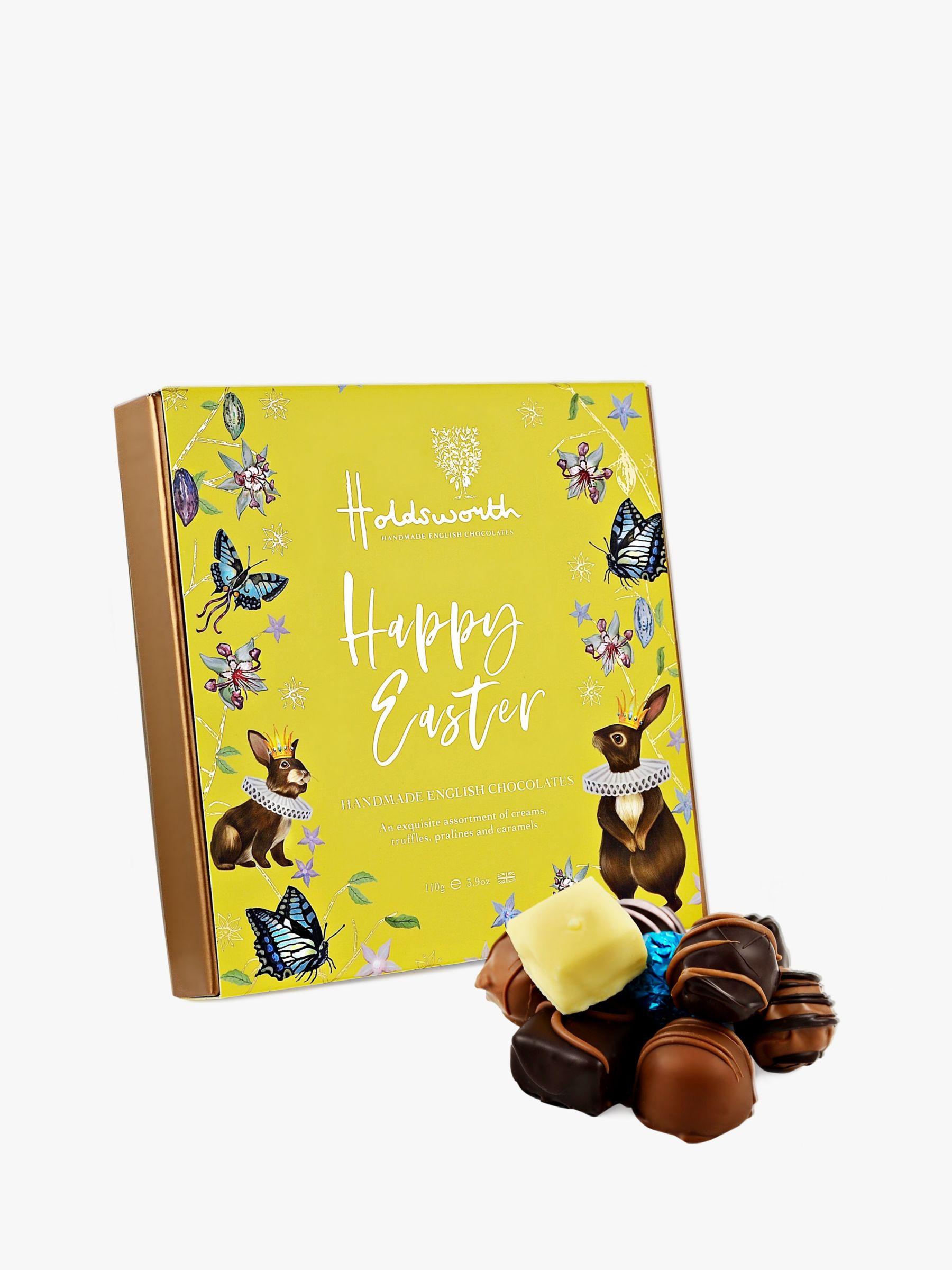 Holdsworth Holdsworth Happy Easter Handmade English Chocolates, 110g