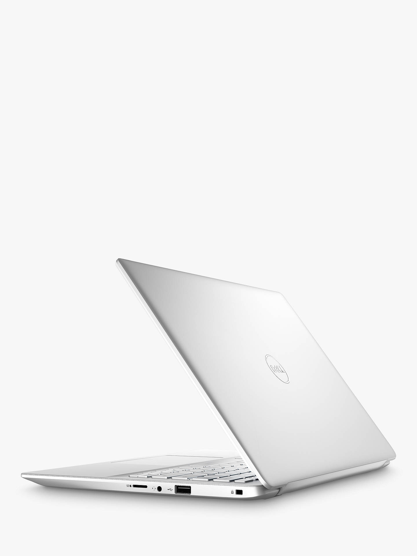 "Buy Dell Inspiron 14 5490 Laptop, Intel i7 Processor, 8GB RAM, 512GB SSD, 14"" Full HD, Silver Online at johnlewis.com"