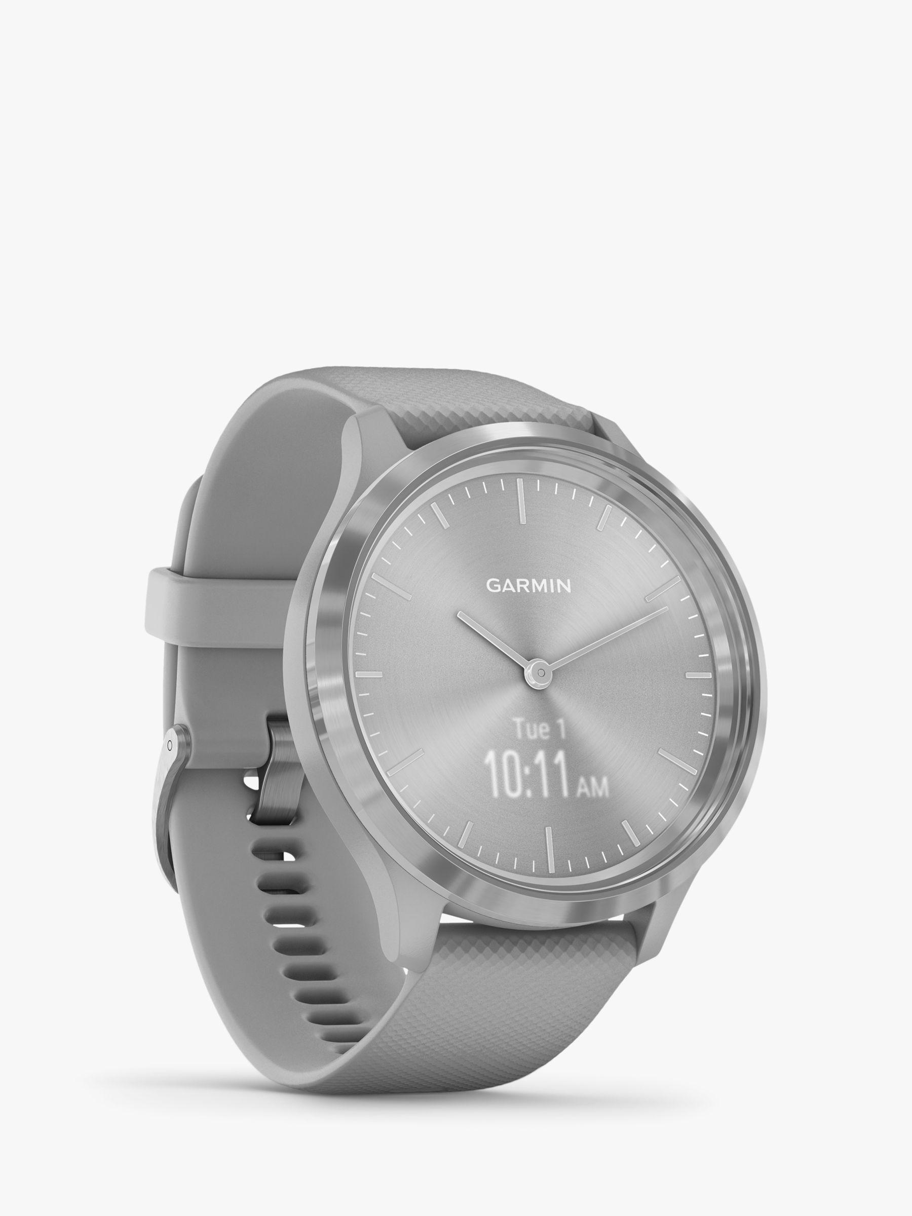 Garmin Garmin vívomove 3S Smartwatch 44mm with Silicone Band