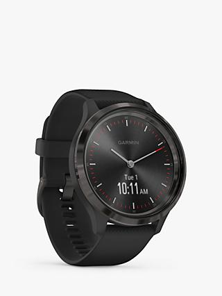 Garmin vívomove 3 Smartwatch 44mm with Silicone Band