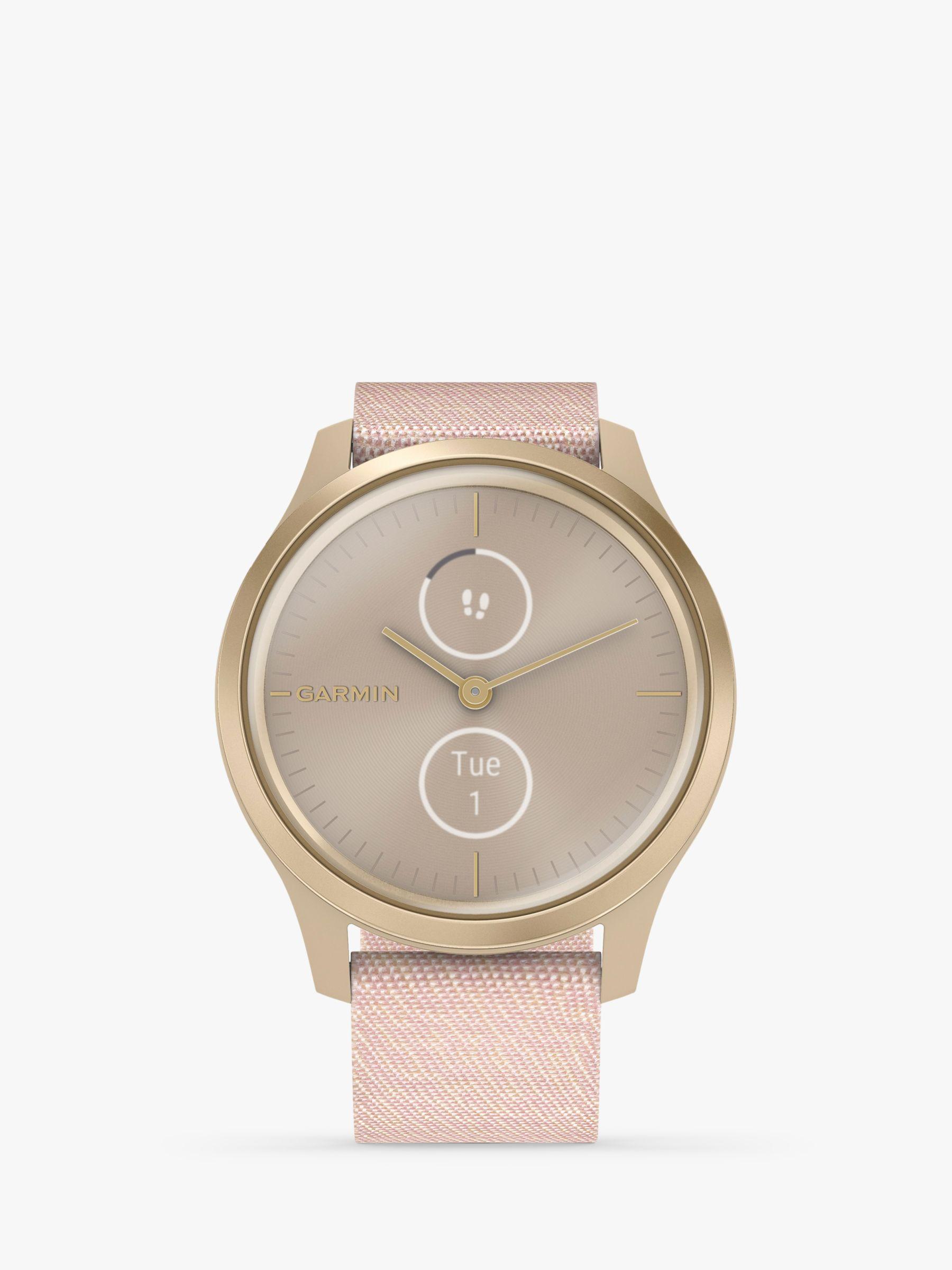 Garmin Garmin vivomove Style Smartwatch with Nylon Band