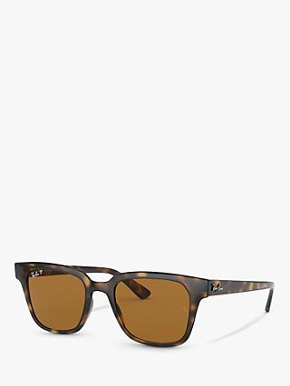 Ray-Ban RB4323 Unisex Polarised Wayfarer Sunglasses