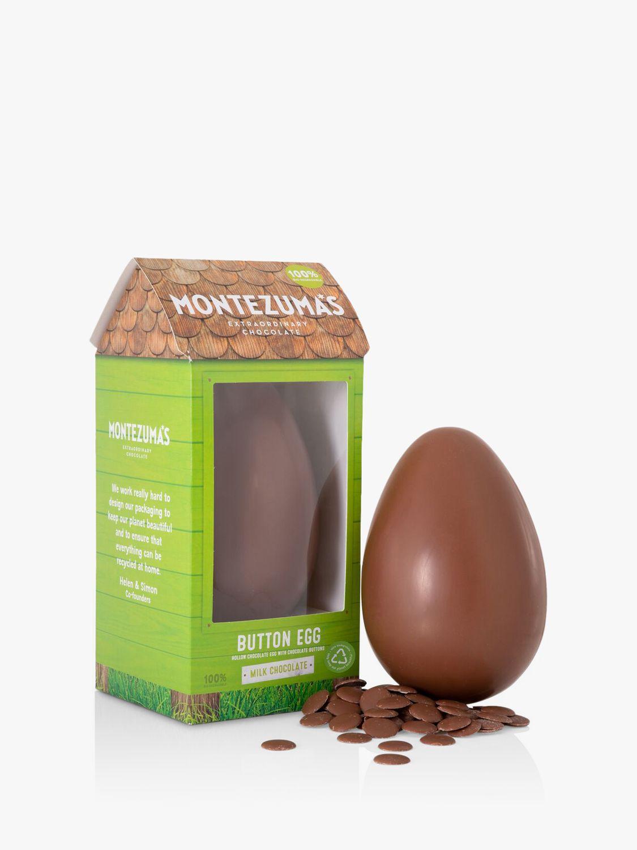 Montezuma's Montezuma's Milk Chocolate Button Easter Egg, 340g