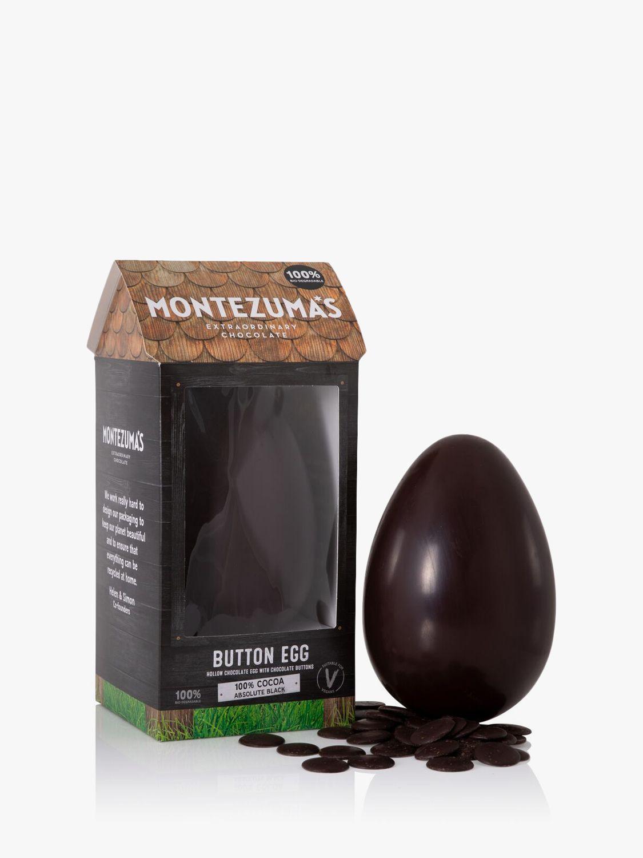 Montezuma's Montezuma's Absolute Black Vegan Button Easter Egg, 340g