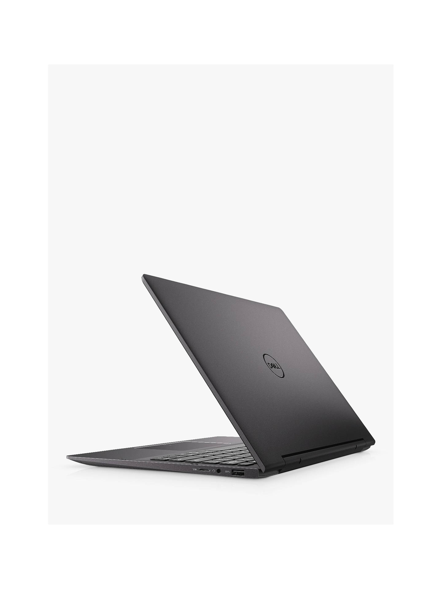 "Buy Dell Inspiron 13 7391 Convertible Laptop, Intel i7 Processor, 8GB RAM, 512GB SSD, 13.3"" Full HD, Black Online at johnlewis.com"