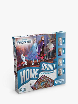 Disney Frozen II Home Sprint Board Game