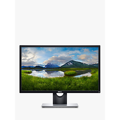 Image of Dell SE2417HGXF Full HD Gaming Monitor, 24, Black